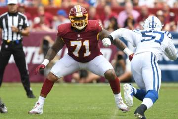 Washington Redskins Trent Williams