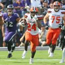 Cleveland Browns Baltimore Ravens