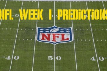 NFL Week 1 Predictions