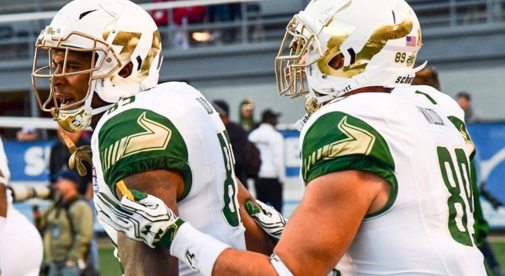 USF Bulls South Carolina State Bulldogs