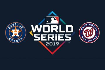 MLB World Series Nationals Astros