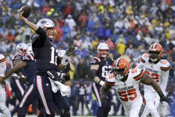 New England Patriots Cleveland Browns