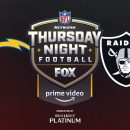 TNF Raiders Chargers