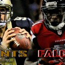 TNF Saints Falcons