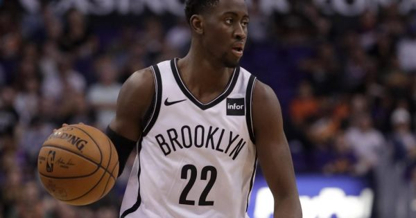 Brooklyn Nets Caris LeVert