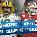 NFL Packers 49ers