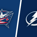 NHL Blue Jackets Lightning