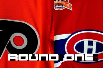 NHL Flyers Canadiens