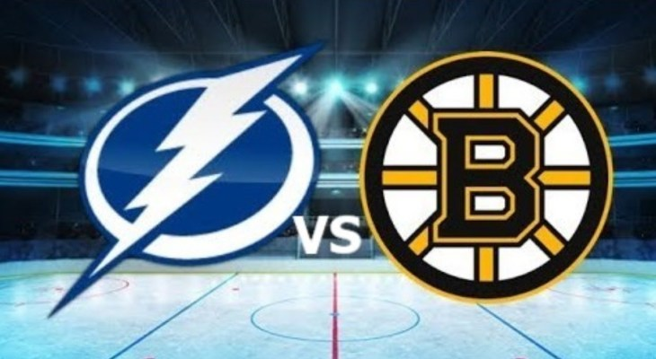 NHL Lightning Bruins