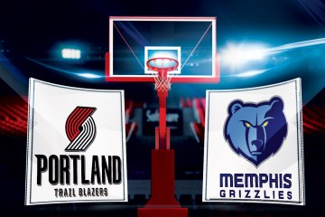 NBA Blazers Grizzlies