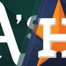 MLB Athletics Astros