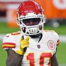 Chiefs Tyreek Hill