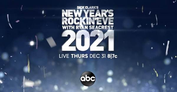 Dick Clark New Year's Eve