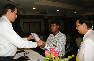 Distribution of certificates by Addl. Secretary