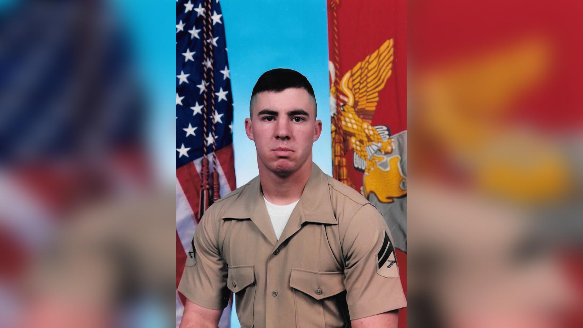Marine Turns Nurse, Christopher Vance