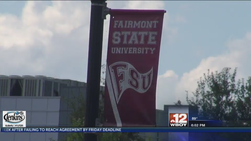 Fairmont State's record enrollment helps build economical growth for the overall city
