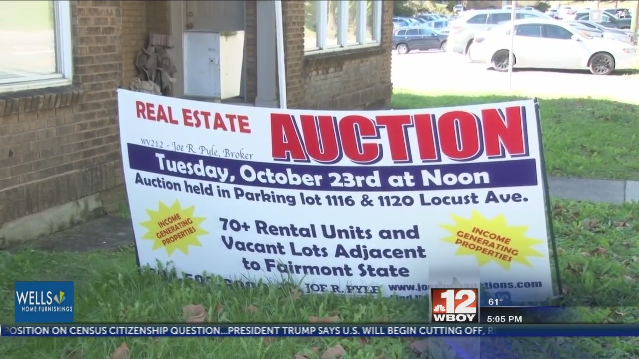 Marion County apartments auctioned off to investors