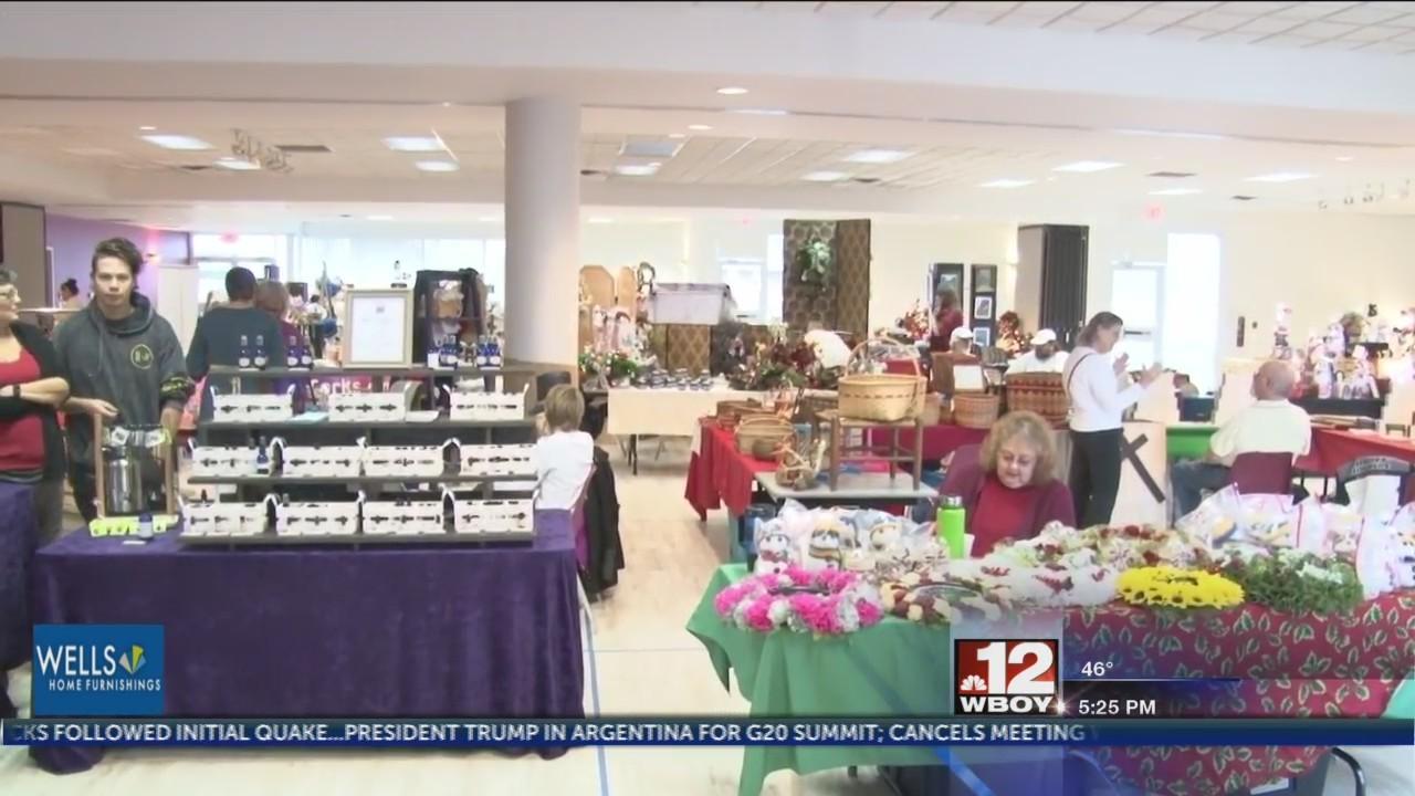 'All Saints Church' holds inaugural Holiday Craft Fair
