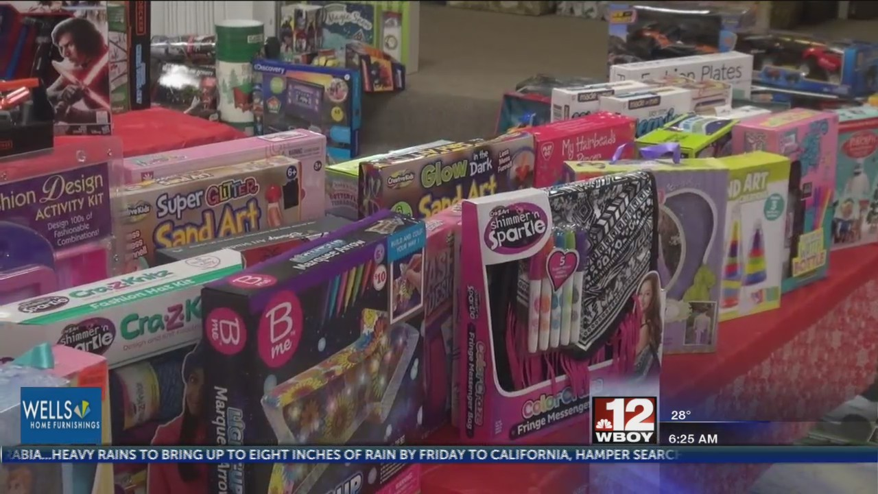 Charlotte's Toy Drive gears up to help provide thousands of toys to community members
