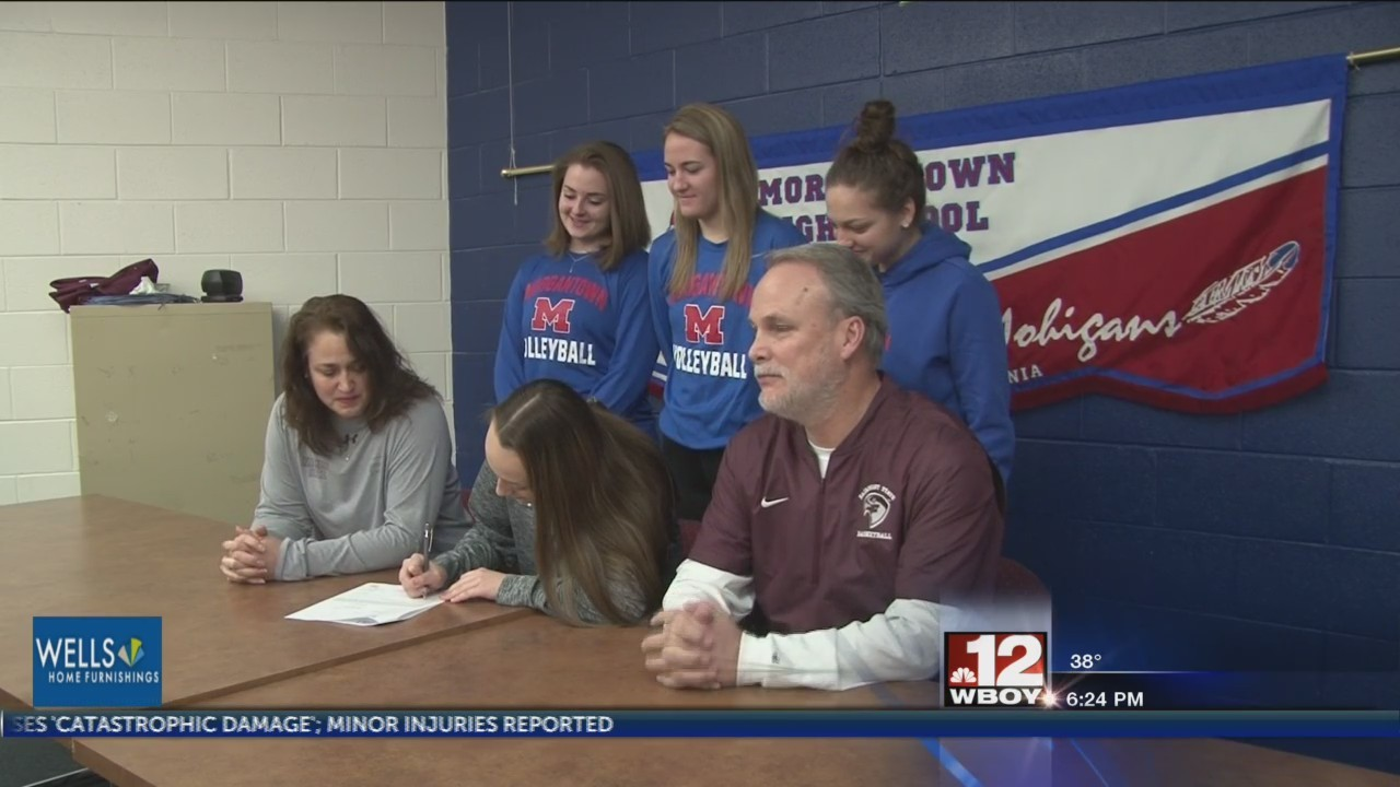 Four Mohigans ink letters of intent