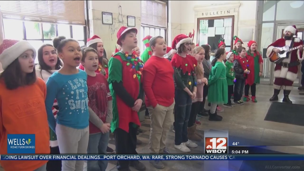 Randolph County students host special concert