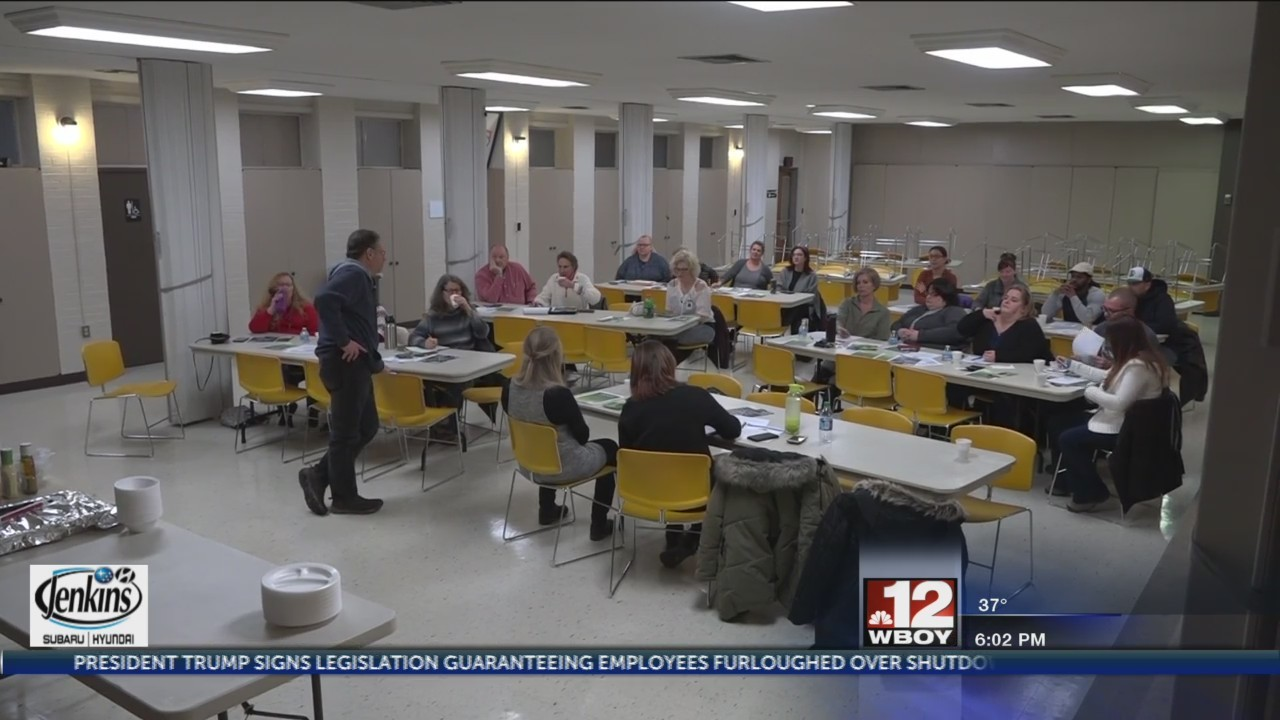 """Ascension Recovery Services"" speaks at monthly PITAR meeting in Harrison County"