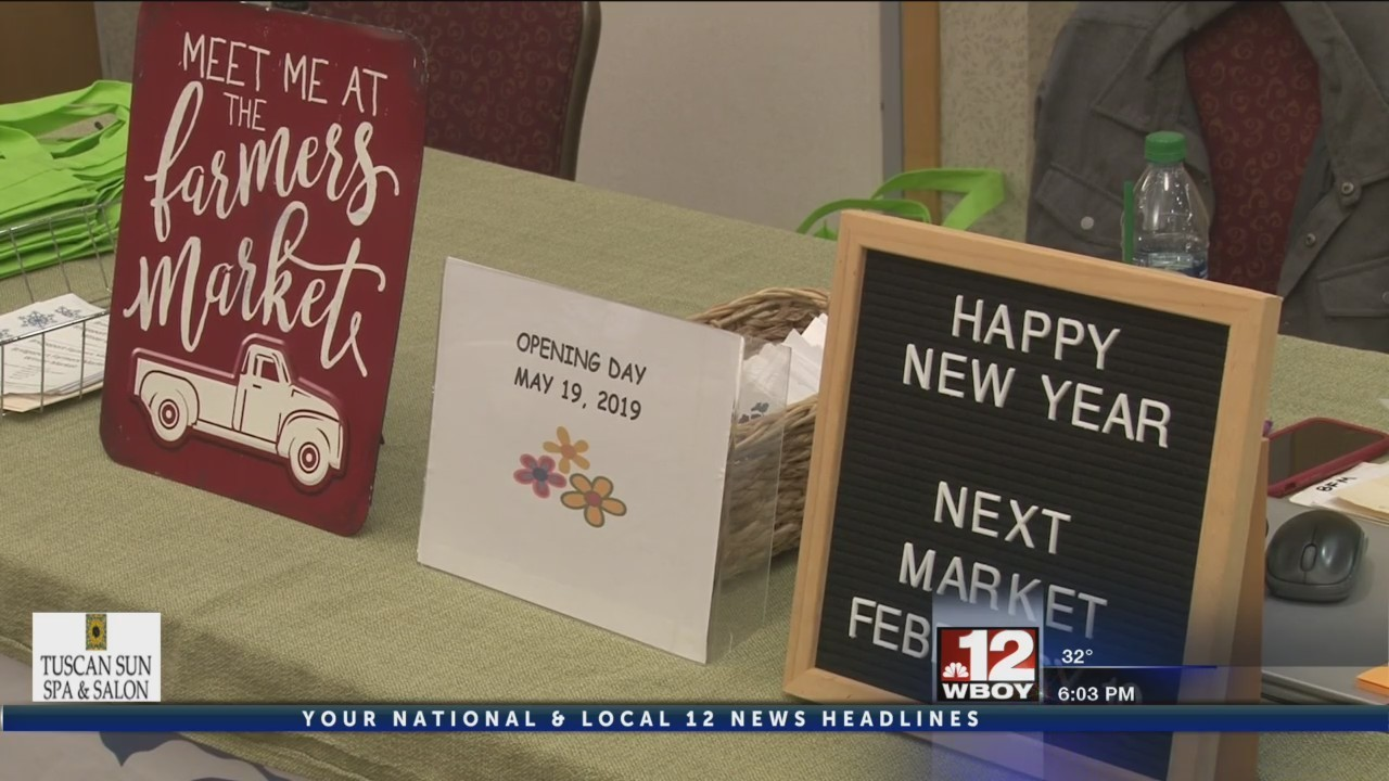 Bridgeport Conference Center host Farmers Market for start of new year