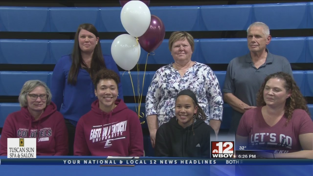 Torn ACL to Division I scholarship, FSHS' Anysa Jordan's comeback continues