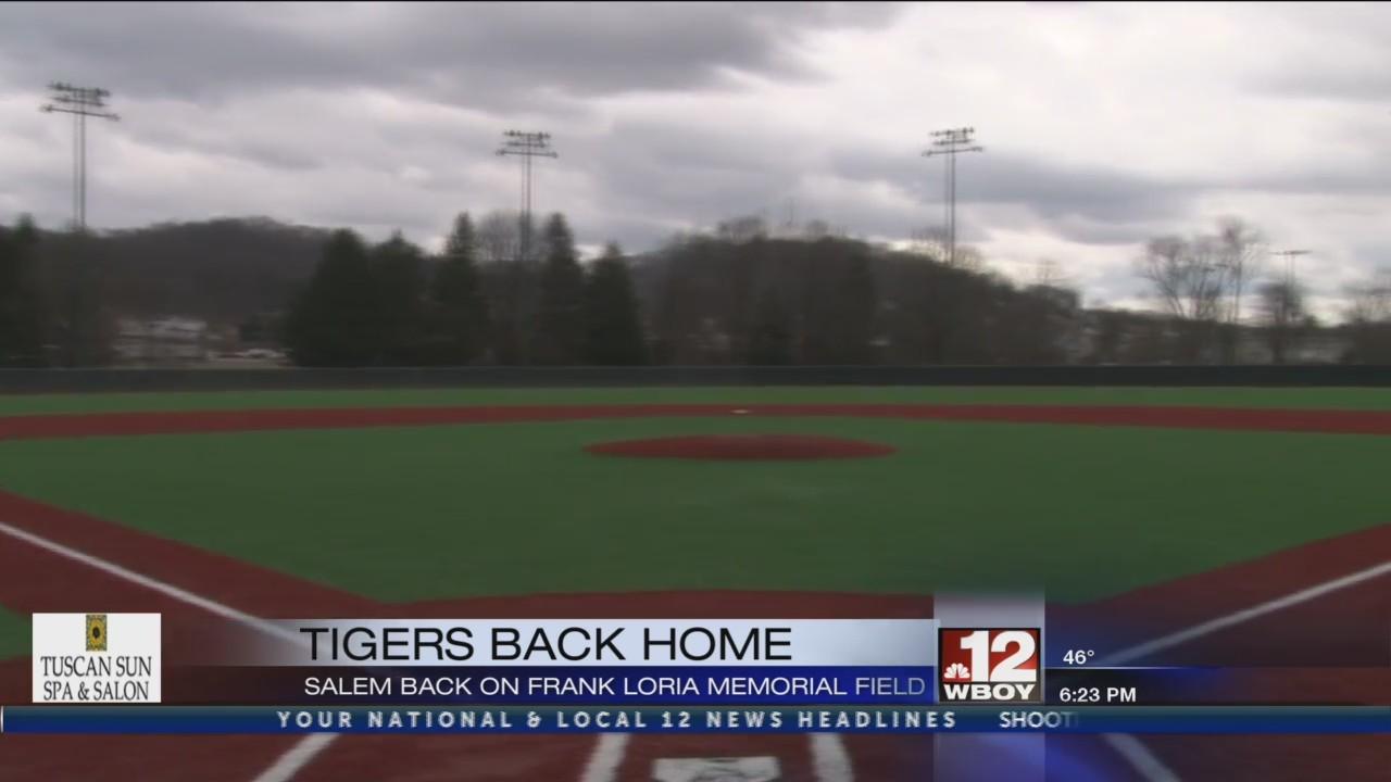 Salem returns to Frank Loria Memorial Field