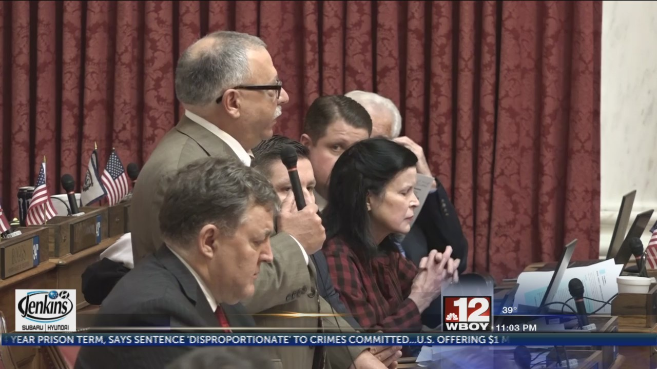 Caputo apologizes for injuring House of Delegates doorkeeper