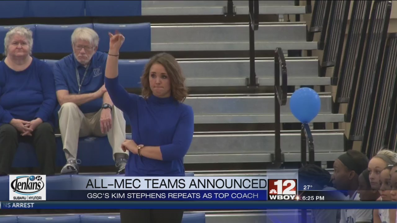 Mountain East All-Conference teams announced: Glenville State's Kim Stephens named MEC Coach of the Year