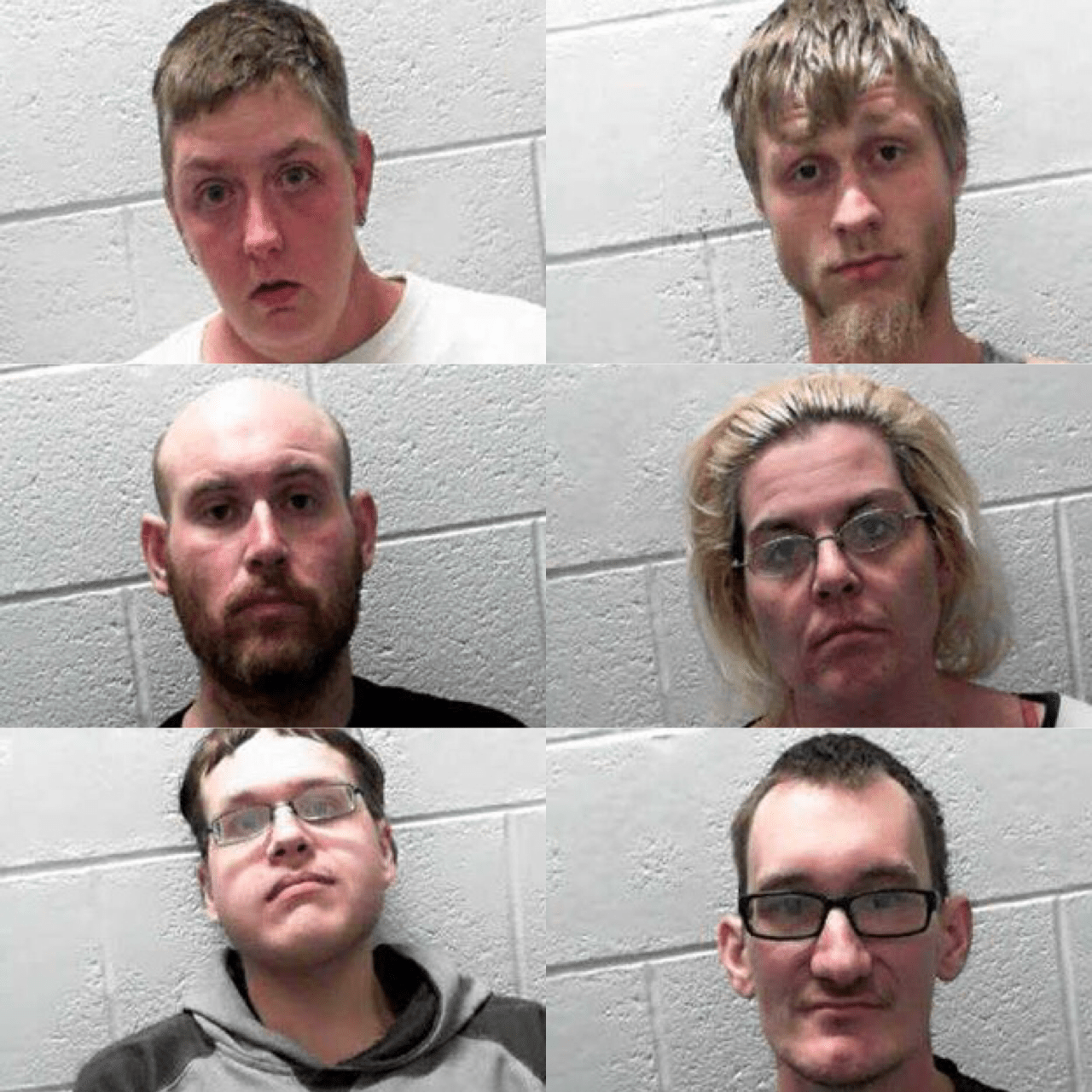6 people arrested following drug bust in Randolph County
