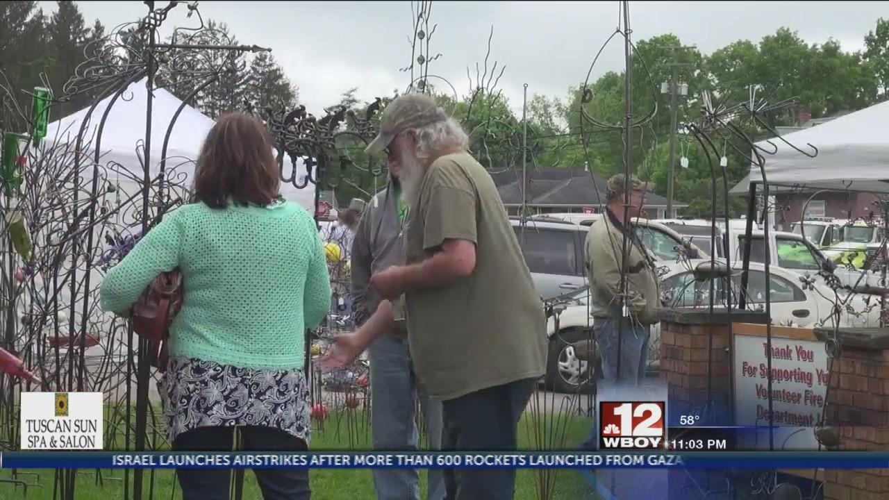 Jane Lew VFD holds craft fair