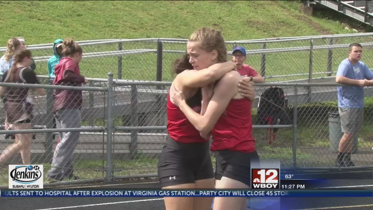 Many local runners qualify for states at regional track meet
