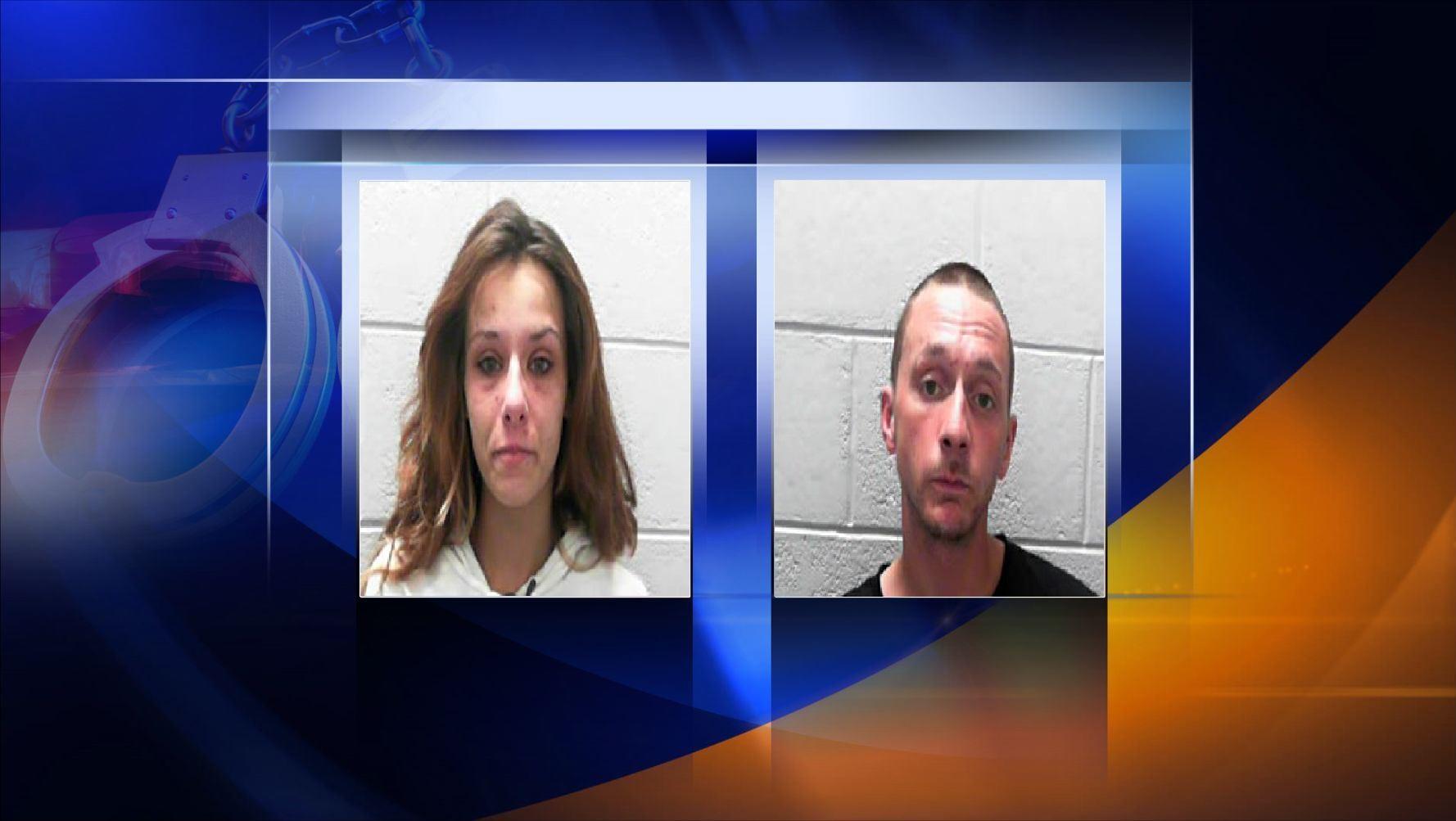 Deputy arrests 2 people in Preston County after finding