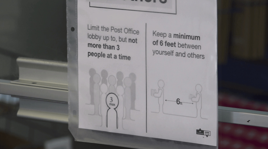 USPS has made changes to keep employees and customers safe during COVID-19 outbreak | WBOY.com