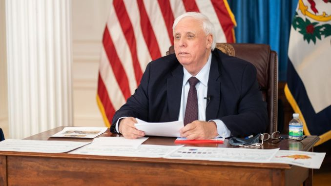 WATCH LIVE: WV Gov. Justice reports more positive COVID numbers, warns 'If you're too stubborn to get that vaccine, and this thing jumps on you, it's going to be bad'