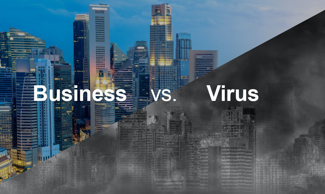 Business vs. Virus