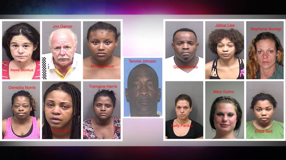 13 Arrested In Backpage Com Prostitution Sting