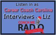 Liz is interviewed by Carolyn Bruna