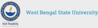 West Bengal State University Exam schedule