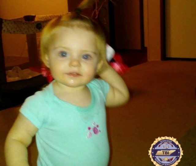 Tbi Finds Remains Believed To Be Missing  Month Old Evelyn Boswell