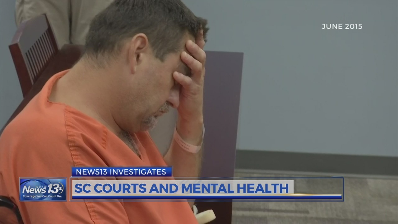 News13 Special Report: SC courts and mental health