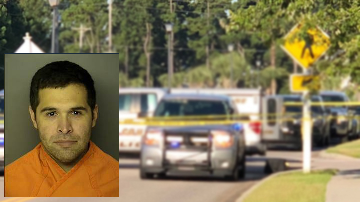 Myrtlewood murder suspect extradited to Horry County