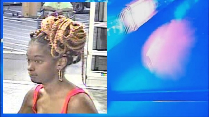 Person wanted for questioning in Florence Walmart shoplifting incident