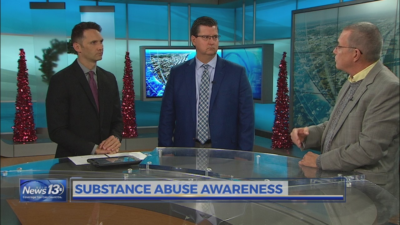 Circle Park & Shoreline talk about addiction treatment