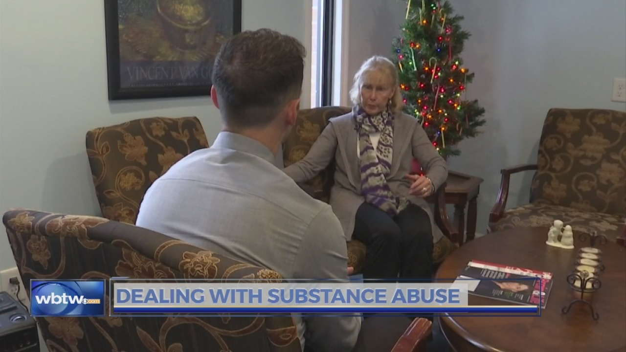 Recovering addict shares her story