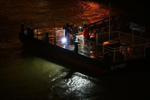 Skipper of cruiser that sank Budapest tour boat arrested – WBTW