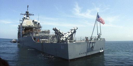 USS CHANCELLORVILLE