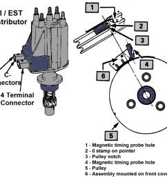 fiero ignition timing pontiac fiero parts [ 1000 x 872 Pixel ]